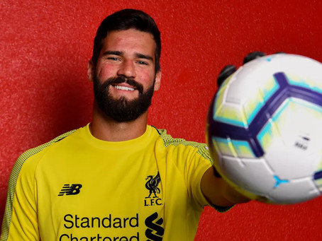 Alisson Becker: The perfect Liverpool goalkeeper
