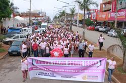 Caminhada Rosa contra o Câncer