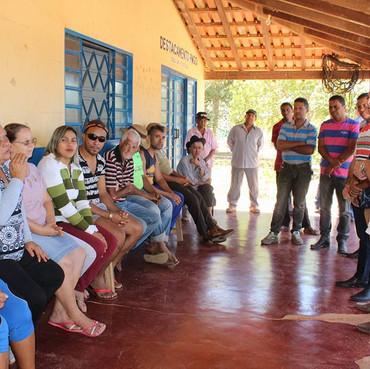 Prefeitura de Planaltina de Goiás desenvolve projetos para fortalecer a produção agrícola local