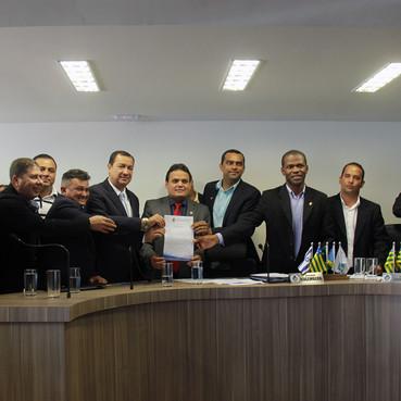 Hildo do Candango participa da abertura dos trabalhos legislativos do segundo semestre