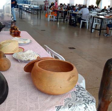 Restaurante Comunitário de Águas Lindas homenageia a cultura nordestina