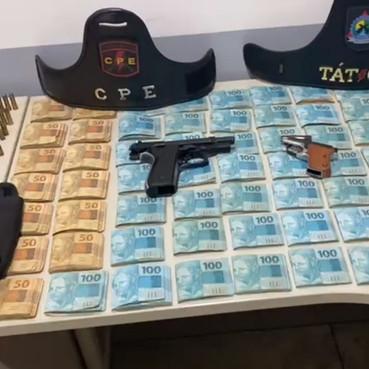 Filho de vereador e mais três são presos suspeitos de sequestrar idosos e cobrar R$ 100 mil Goiás