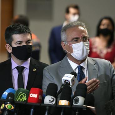 CPI da Covid é instalada no Senado e Pazuello pode ser convocado já no início dos trabalhos
