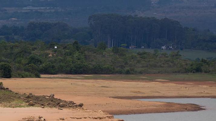 Corpo sem cabeça é encontrado no Rio Descoberto, entre Brazlândia e Águas Lindas