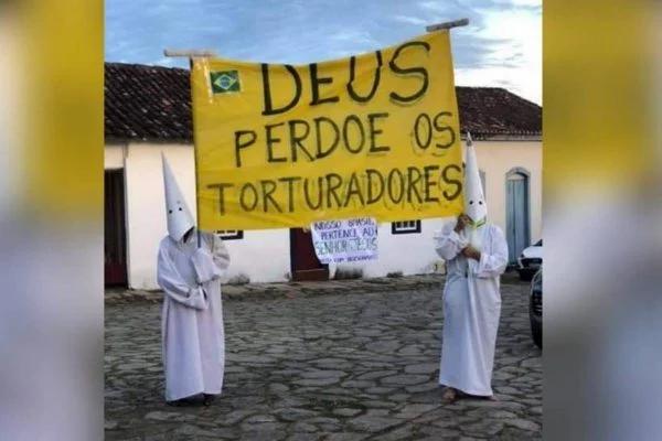 Polícia Civil indicia responsável por ato a favor da tortura em Goiás