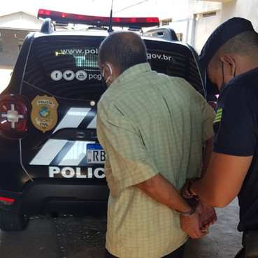 Idoso é preso suspeito de estuprar menina com deficiência mental, ela pedia socorro em Goiás