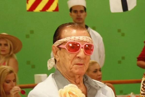 Morre, aos 101 anos, o ator Orlando Drummond, o Seu Peru