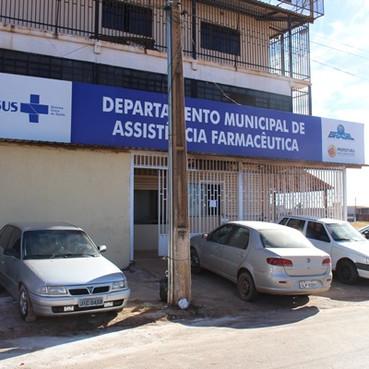 Farmácia Central de Águas Lindas está em novo endereço