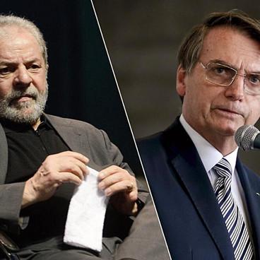 Lula, Ciro, Mandetta e Haddad venceriam Bolsonaro no 2º turno