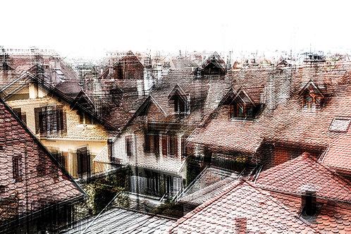 Les toits d'Annecy