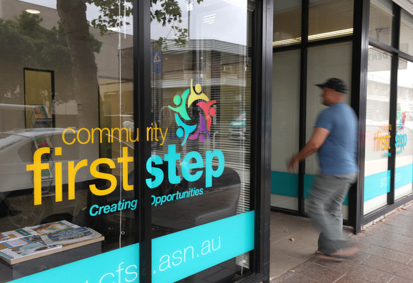 Community Firs Step