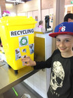 Recycling at B&A
