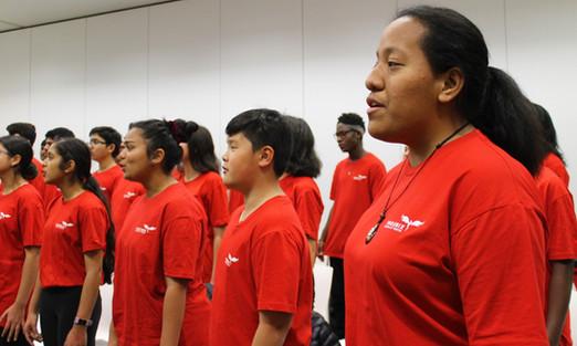 Youth Choir Program