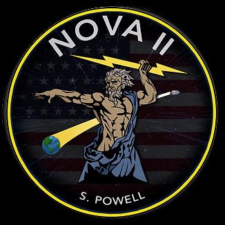 NOVA II - Mission Patch.png