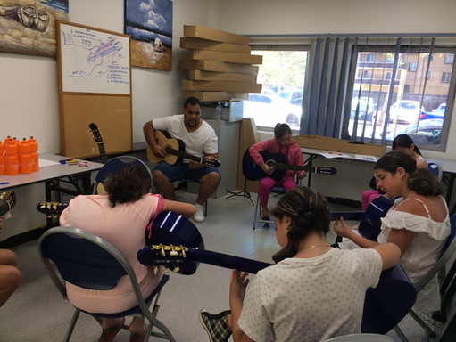 Guitar Day for Kids