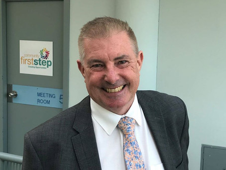 Community First Step Appoints New CEO, John Gilmore.
