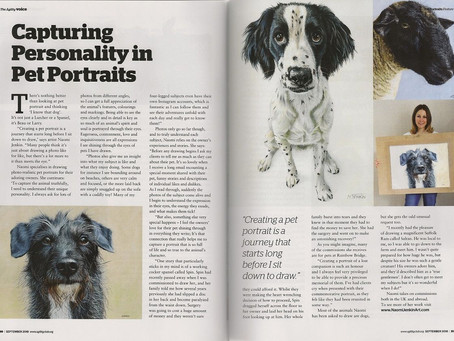 Article in Agility Voice