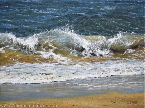 """Shorebreaker"" - AVAILABLE"
