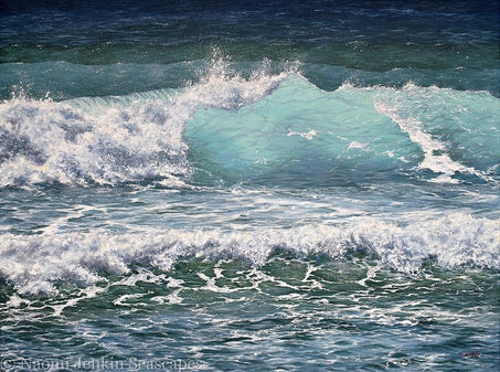 """""""Watergate Bay Forever"""" - SOLD"""