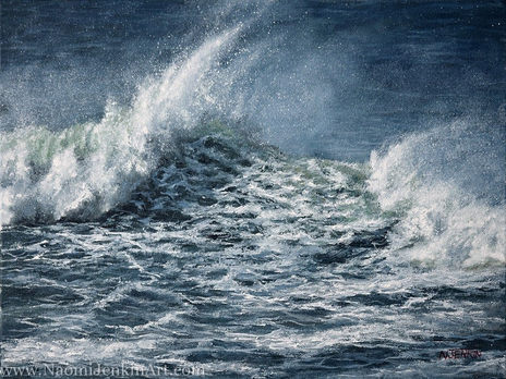 """""""Wind Whipped"""" - SOLD"""