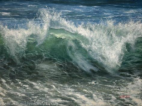 """""""Sea Spray"""" - SOLD"""