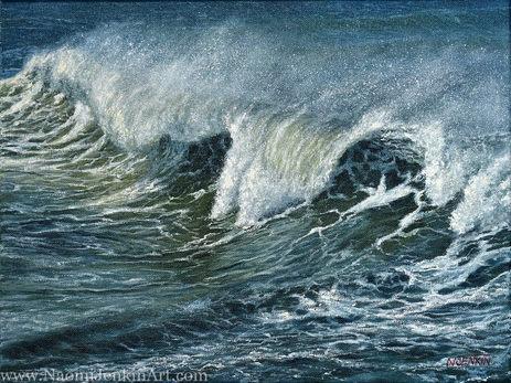 """""""Ocean Spray"""" - SOLD"""