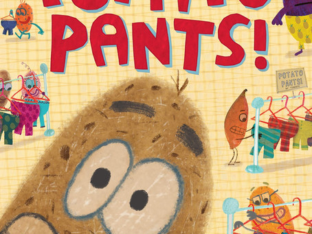 Dinner, A Movie, and A New Pair of Potato Pants!