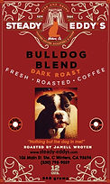 bULLDOG bLEND lABEL Blend label 3x5 4-19