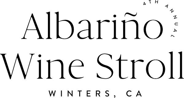 1906 Albarino Wine Stroll CUP LOGO with