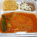 Chile Rellenos w/ Cheese