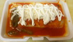Burrito Enchilado