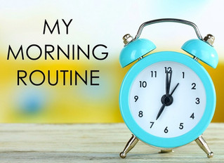 The Healthy Benefits of Routines and Rituals – And How To Create & Sustain Them