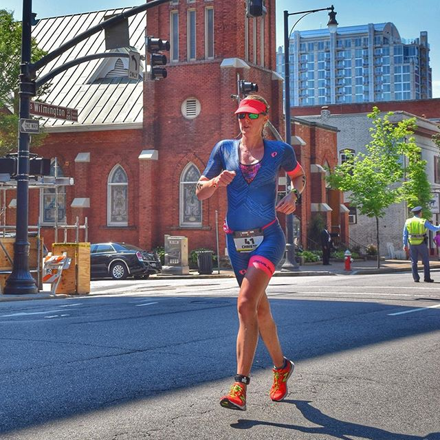 Happy Global Run Day! This shot is from this past weekend's race