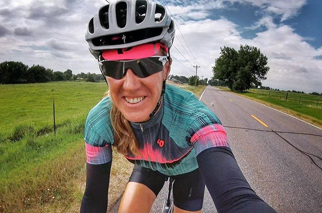 I've been lucky enough to have ridden around some pretty amazing places for races, but it's hard to