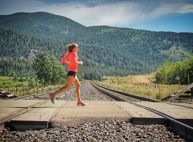 There's nothing that thrills my senses more than training in the gorgeous landscape of Colorado
