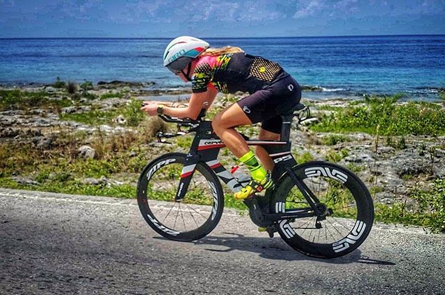 🥈2nd off the bike, 4th overall! 🎉🎉🎉 Proud of my performance at IM 70.3 Cozumel. I was diagnosed