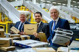 Amazon Sortierzentrum Garbsen