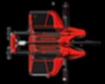Mothquito diseño visto desde arriba, Mothquito, IFS, foiling, foiler, foiling catamaran, foiler catamarán, foils, sailing, dinghy, sail foiling, fly catamaran, foiling boat, foiling week, ac75, imoca, moth, waszp, hydrofoil, ,