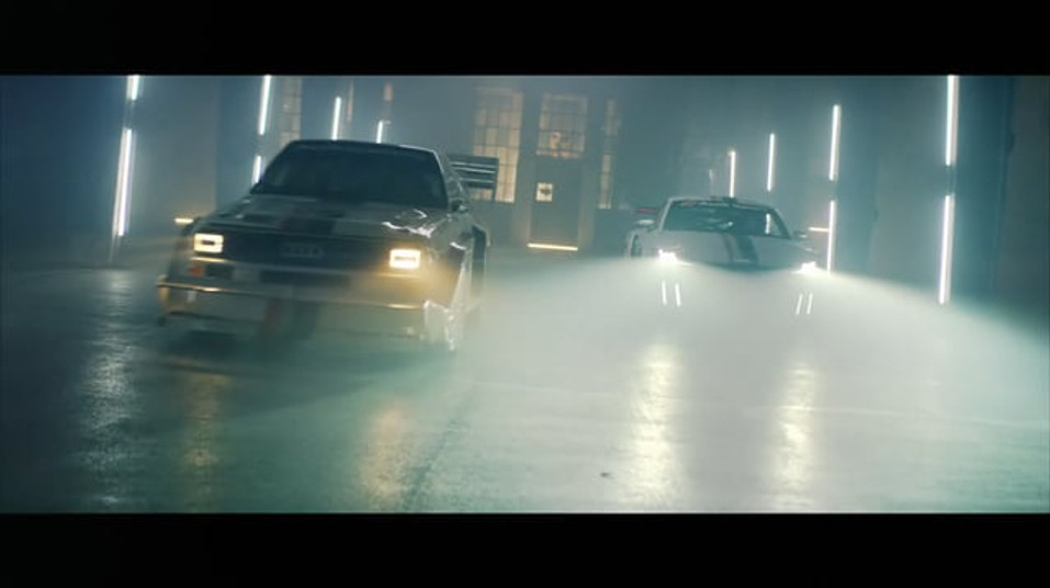AUDI HERITAGE Commercial