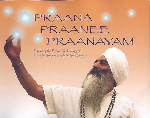 Praana Praanee Praanayam