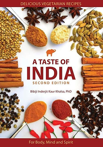 A Taste of India 2nd Edition