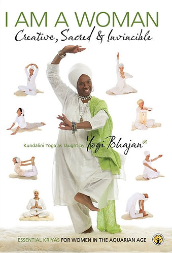 I Am A Woman - Creative, Sacred & Invincible Yoga Manual