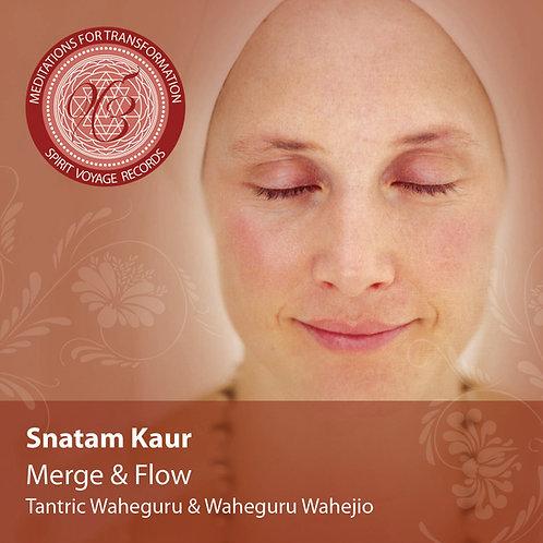 Merge & Flow - Meditations for Transformation