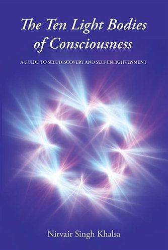 The Ten Light Bodies of Consciousness