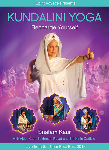 Kundalini Yoga - Recharge Yourself