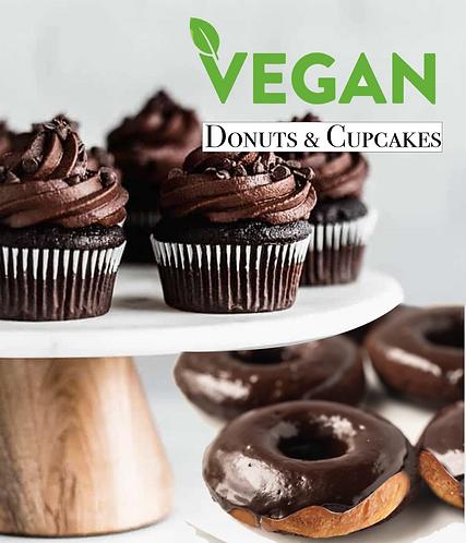 Vegan Donuts and Cupcakes