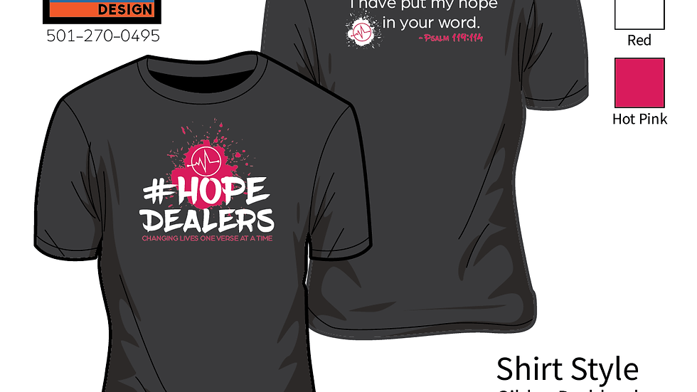Hope Dealers Dark Heather