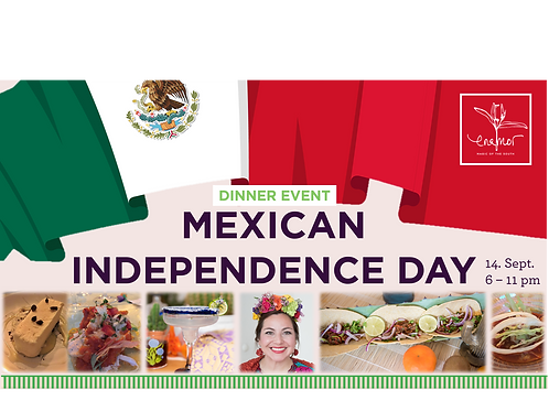 Dinner event - Mexican independence day