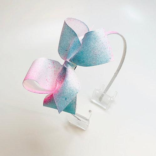Splatter Paint Headbands