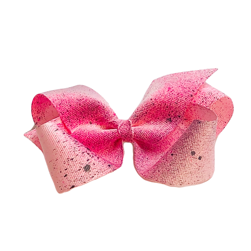 Splatter Paint Bows